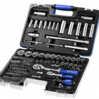 Britool Expert E034805B Socket Set 98 PC Mixed Drive 1/4 and1/2in Drive